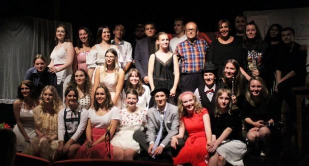 "Mjuziklu pakračkog KDP ""Sloga"" čak tri prve nagrade na 60. Festivalu kazališnih amatera"