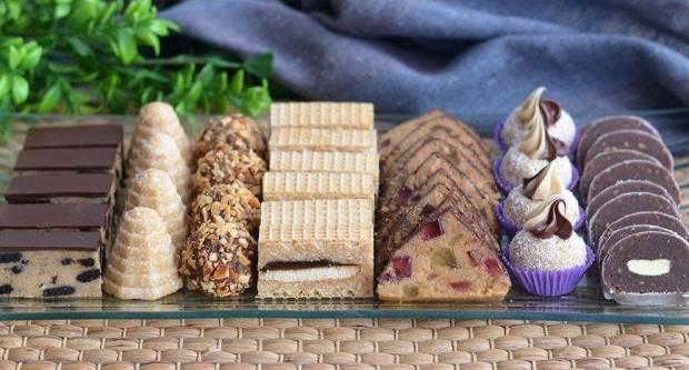 Jedna smjesa, sedam vrsta kolača: Brzi recept za prefine blagdanske slastice