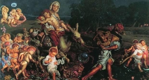 Danas je blagdan Nevine dječice, mučenika koji su stradali za Isusa