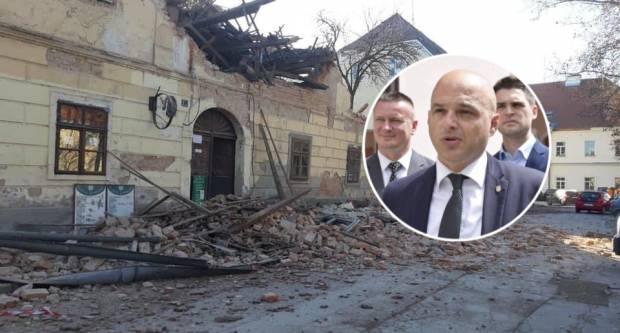 """Gradonačelnik Požege:""""Velika je tragedija danas pogodila Hrvatsku!"""""""