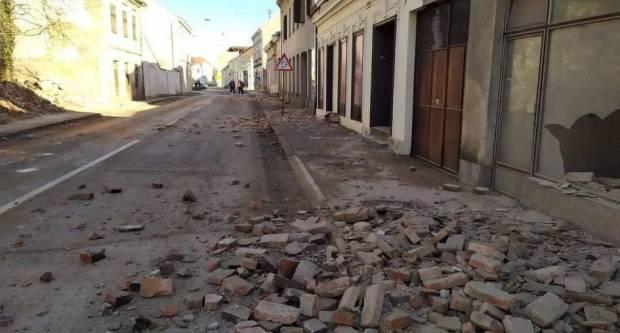 Priča Slavonca koji je među prvima ušao u Petrinju nakon potresa