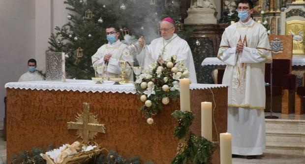Svetkovina Svete Marije Bogorodice u Požegi