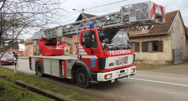 Vatrogasci nastavljaju s angažmanom na potresom pogođenom području