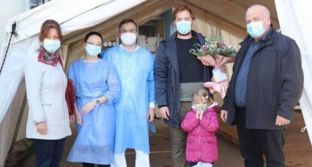 Pva beba u Lipiku ove godine je Emili Savi