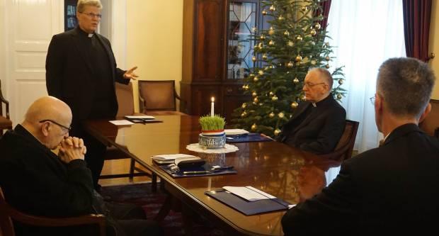 Susret slavonskih biskupa u Požegi