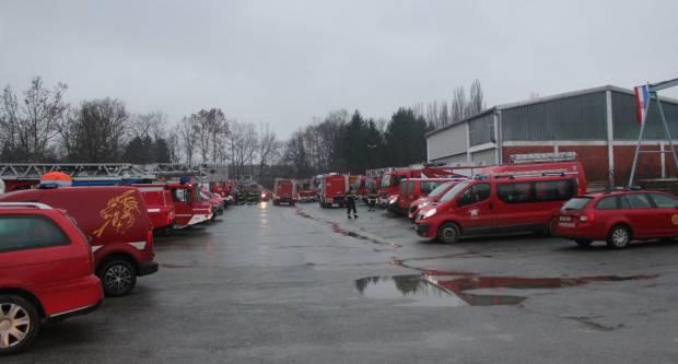 Vatrogasne snage iz 19 županija neprestano na terenu