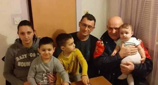 Završena humanitarna akcija MO BUK za obitelj Vjenceslava Konjarika iz Petrinje