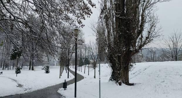 Zimski dan u Požegi, 11.1.2021.