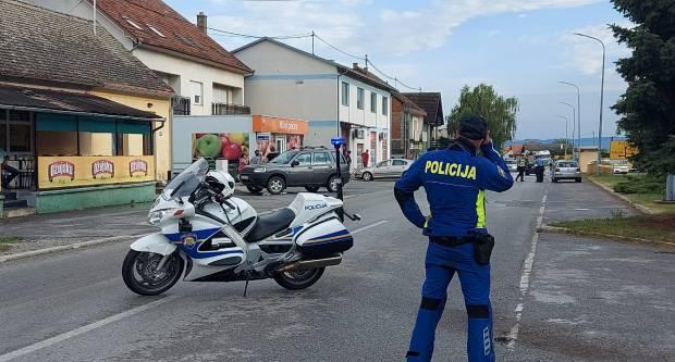 Prometna nesreća u Gupčevoj u Slavonskom Brodu, svi bili pijani