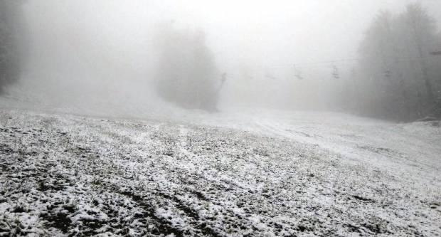 Pretežno oblačno uz mogućnost snijega
