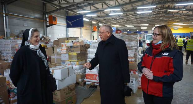 Vjernici Požeške biskupije prikupili više od 600.000,00 kn za stradale u potresu