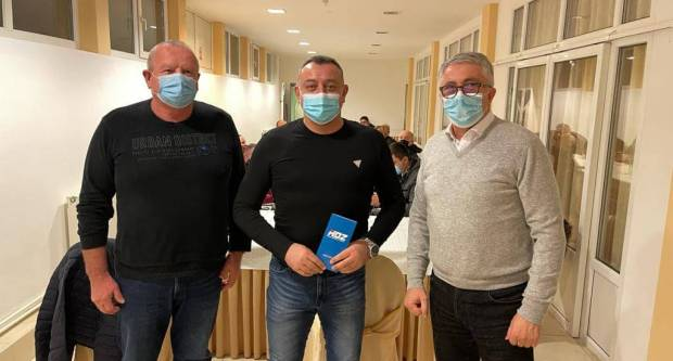 Đaković NIJE iz HSP-a prešao u HDZ