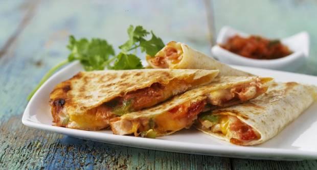 Taman za vikend: Tortilje s jajima i puno sira na francuski način