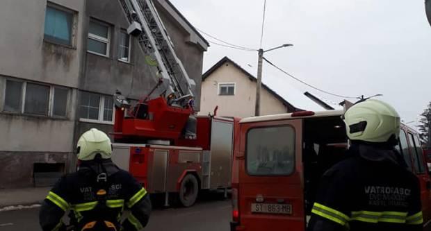 Radna nedjelja za vatrogasce na potresom pogođenom području