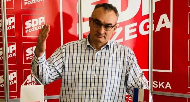 SDP Požega: Najava sutrašnjeg prosvjeda protiv požeškog virusa korupcije