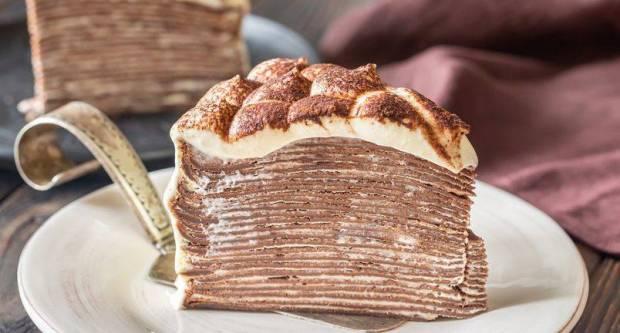 Jednostavnije nego što izgleda: Recept za tiramisu tortu od palačinki