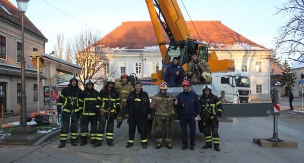 Vatrogasci iz sedam županija na ispomoći u Sisačko-moslavačkoj županiji