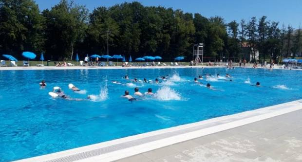 Požeški športski savez prijavio se na natječaj Ministarstva turizma i sporta ʺHrvatska pliva 2021ʺ