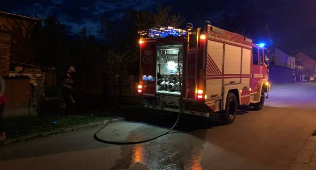 Eksplozija peći u Bektežu i požar u Sesvetama