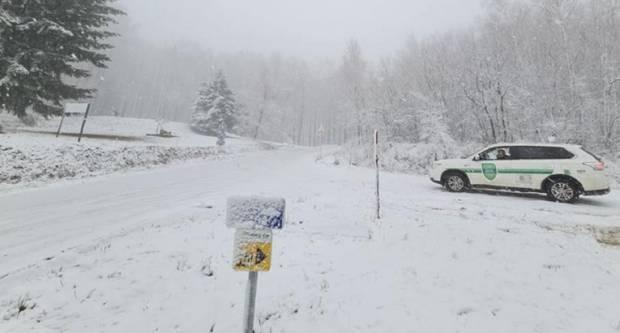 Jučer pronađena smrznuta tijela na Papuku su navodno dva muškarca iz Požeško-slavonske županije