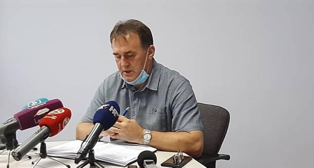 Bošnjaković o vodostaju Save, u Slavonskom Brodu pripremno stanje obrane od poplava