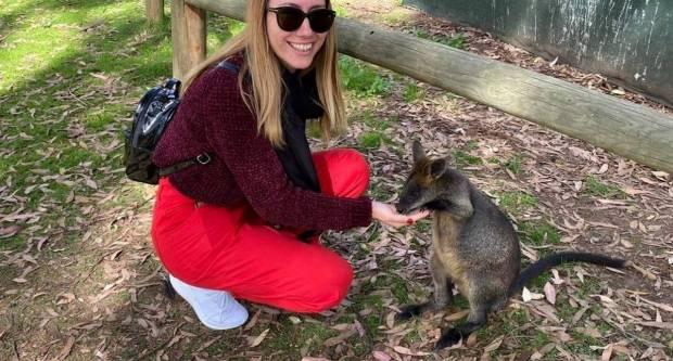 Slavonska nastavnica u australskoj avanturi života