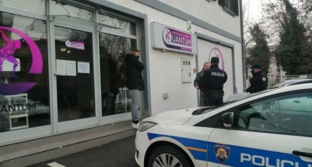 Vlasnik otvorio teretanu, stigla policija