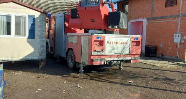 Povlačenje vatrogasne ispomoći iz Sisačko-moslavačke županije