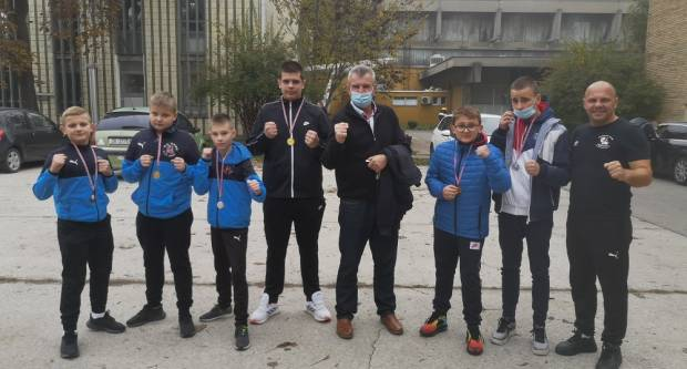 Boksački klub Brod vrlo uspješan u 1. boksačkoj ligi