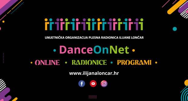 Plesna radionica Ilijane Lončar: Najava online radionice pod vodstvom Ane Mrak