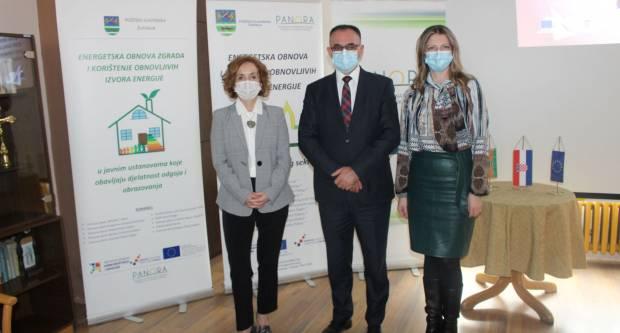 Završna konferencija Projekta obnove zgrade Doma za starije i nemoćne Požega