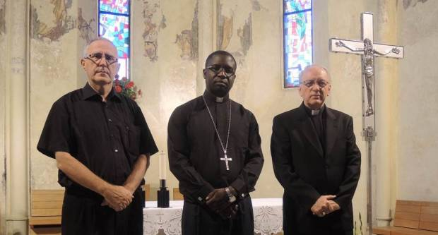 Afrički biskup zahvalio za pomoć koju njegovim svećenicima pruža Požeška biskupija