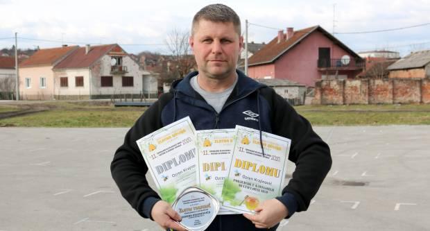 11. županijsko ocjenjivanje kvalitete sortnih vrsta meda: Krajnovićev cvjetni med najbolji u županiji!