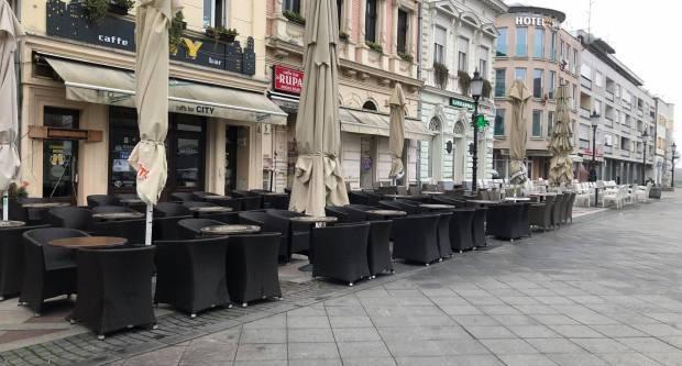 I SLUŽBENO JE: Od ponedjeljka 1.3. otvaraju se terase kafića