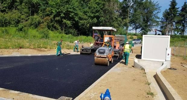 Radovi u završnoj fazi na izgradnji uređaja za pročišćavanje otpadnih voda naselja Alilovci