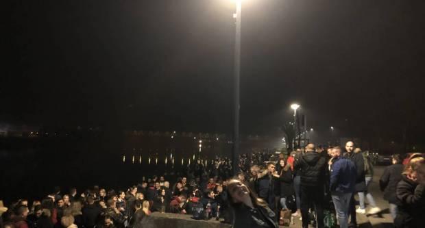 Nastavlja li se masovno okupljanje mladih u Sl. Brodu? Evo što o tome misle Brođani...