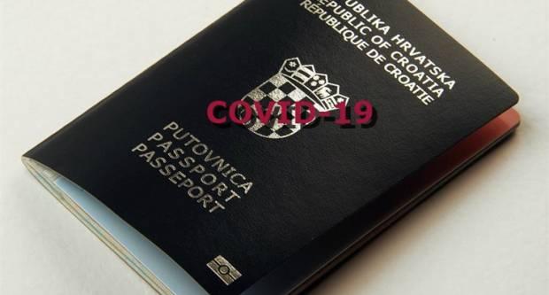 Uvode se COVID-putovnice