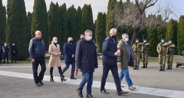 Jučer obilježen Dan postrojavanja prvih nenaoružanih odreda u Vukovaru i Bogdanovcima