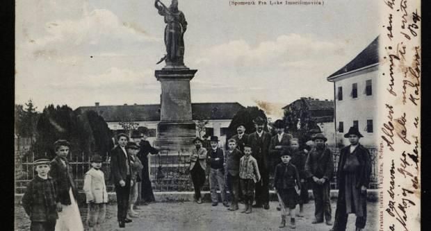 Jeste li znali da je požeška mladež potaknula podizanje spomenika fra Luki Ibrišimoviću