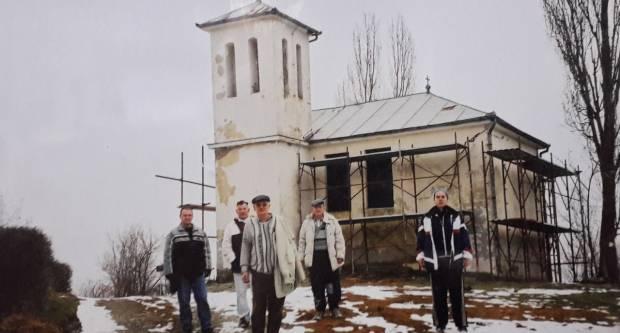 Ususret Grgurevu: 20. obljetnica obnove kapelice Sv.Vida na Požeškoj gori - 1. dio