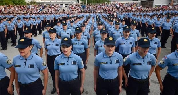 Natječaj za zanimanje policajac/policajka u 2021./2022. godini