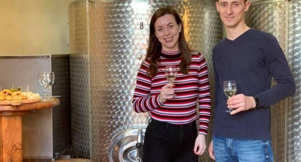 Vlasnici Vinarije Ketović i mladi supružnici zakoračili u vinski svijet