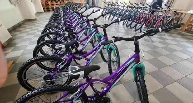 U ovoj slavonskoj općini svake godine će djeci u trećim razredima osnovne škole kupovati bicikle