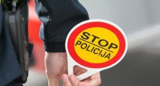 Rekorder vikenda: Našičanin (32) ʺzaradioʺ kaznu u Požegi od 7000 kn zbog upravljanja vozilom bez vozačke dozvole i pod utjecajem alkohola od 1,26 promila