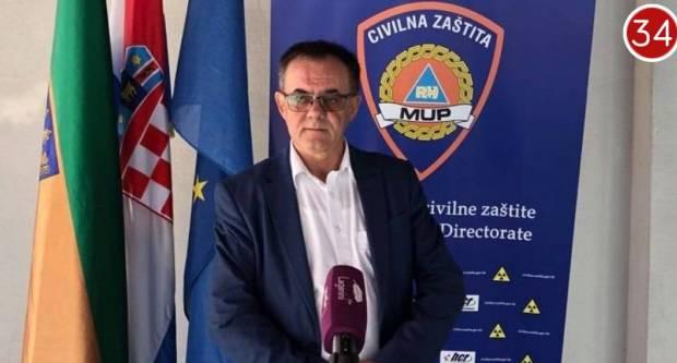 Požeško-slavonski Stožer civilne zaštite održao još jednu tiskovnu konferenciju na kojoj nije rečeno ništa novo!