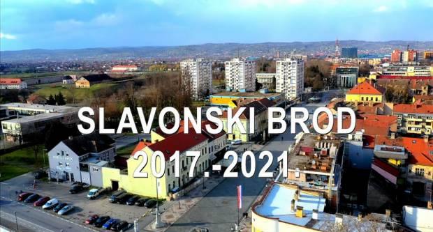 Pogledajte video kako se mijenjao Slavonski Brod u protekle četiri godine