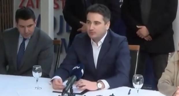 Josip Ređo je kandidat za župana ispred koalicije MOST-a, Domovinskog pokreta i nezavisnih