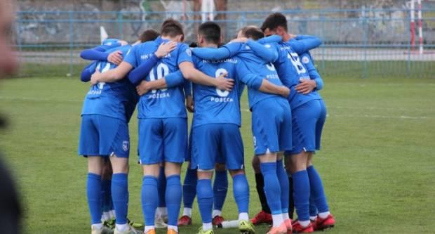 Slavonija u 20. kolu 3. HNL - Istok na svom Stadionu svladala NAŠK (Našice) sa čak 14:0