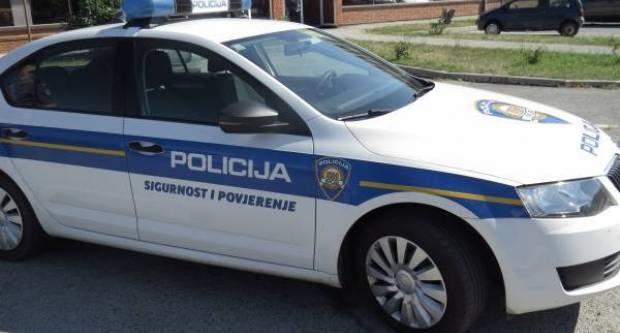 POLICIJSKO IZVJEŠĆE: Provala u radni stroj, kršenje samoizolacije, pronalazak bombe