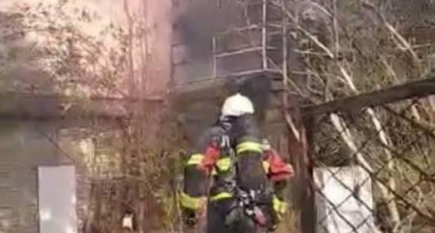 Današnji požar u Požegi navodno usmrtio tri psa
